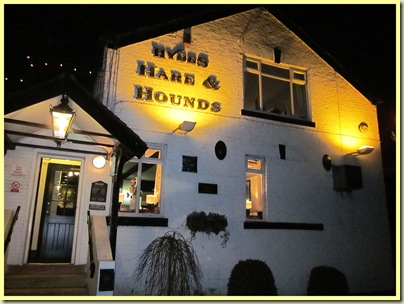 The Hare & Hounds - Chadkirk