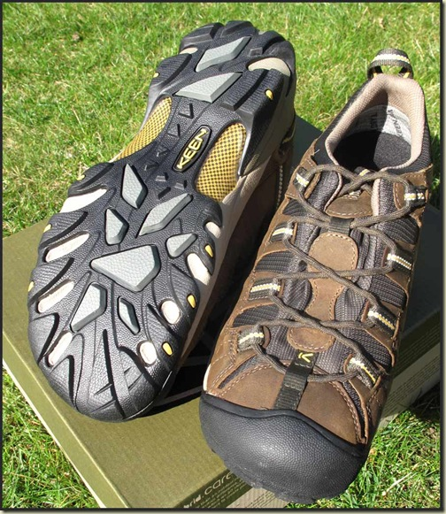 Keen Men's Targhee II Walking Shoes
