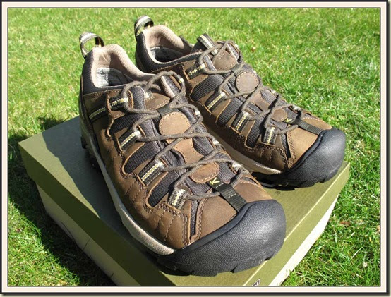 Postcard from Timperley: Keen Men's Targhee II Walking Shoes – A Review