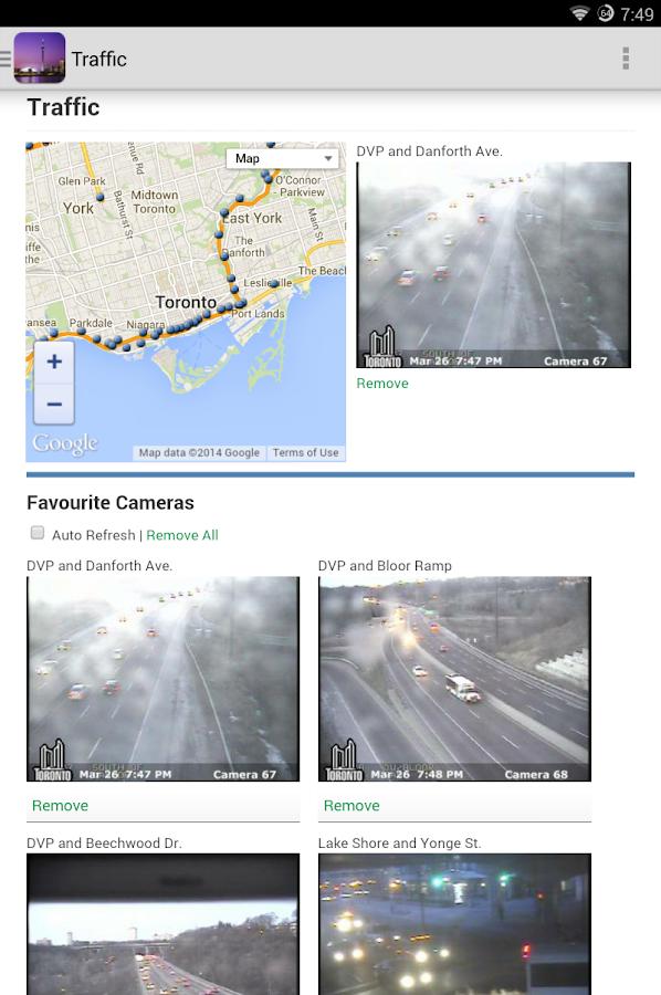 Toronto Now - screenshot