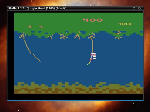 Esbuntu Retro Juegos Con Ubuntu Atari 2600