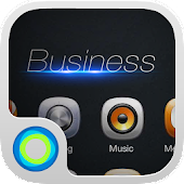 Business Hola Launcher Theme
