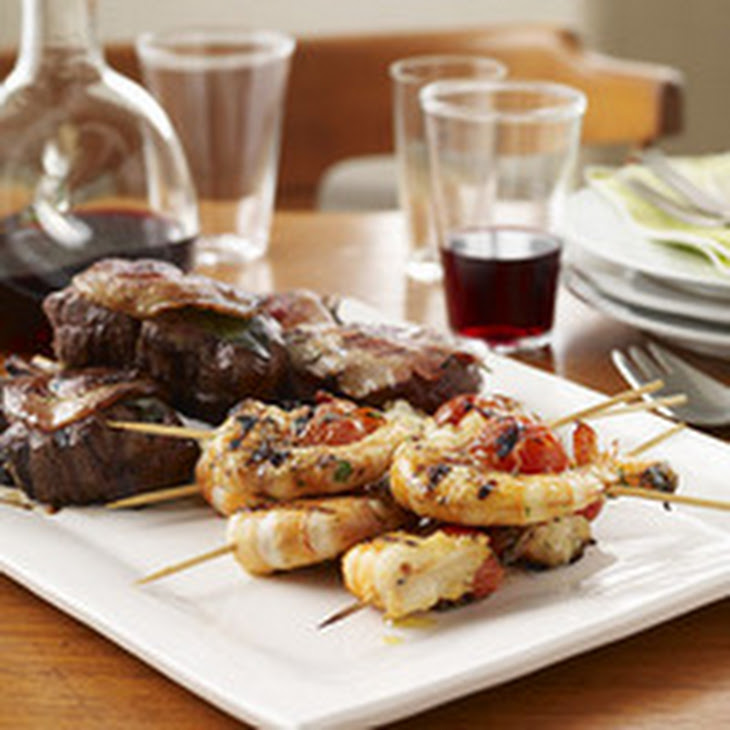 Grilled Surf and Turf Recipe