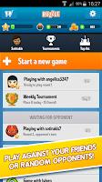Screenshot of Ruzzle Free