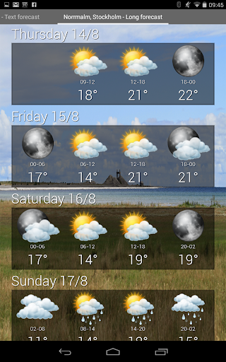 Weather View - The Weather app  screenshots 2