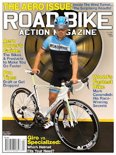 Road Bike Action Magazine- screenshot thumbnail