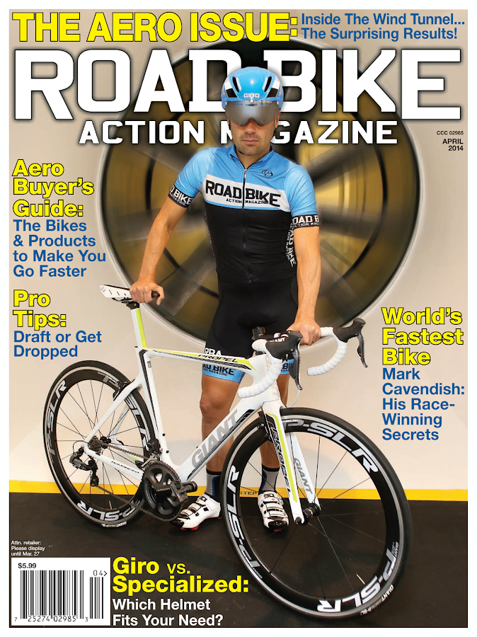 Road Bike Action Magazine- screenshot