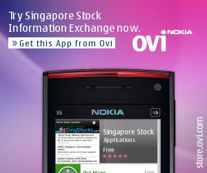 OVI Nokia: Singapore Stock Information Exchange! | TheFinance sg