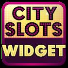 City Casino Slots Widget icon