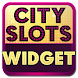 City Slots New: Slots Widget