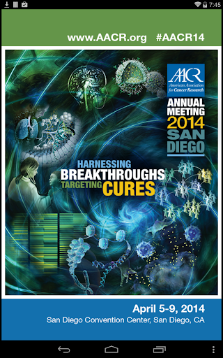 AACR Annual Meeting 2014 Guide