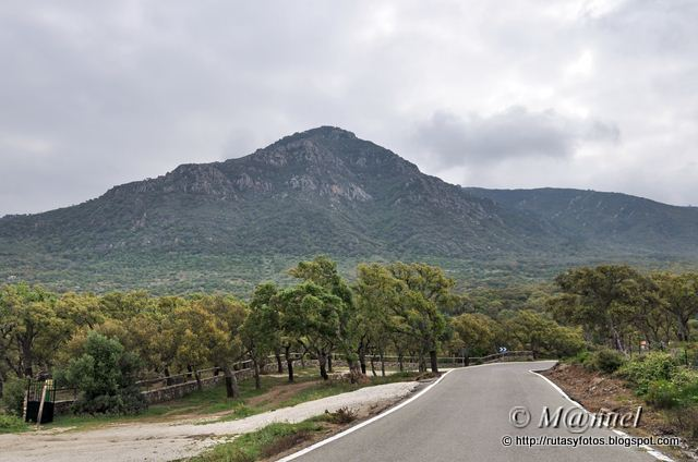 Travesía Picacho - Aljibe