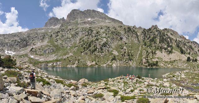 Valle de Estós - Ibones de Batisielles