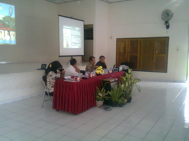 Musywarah Komite Sekolah 2010/2011 - SMAN 3 Unggulan Kayuagung
