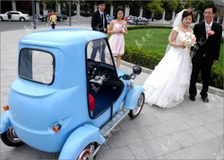 Chinese Cheapest Electric Car