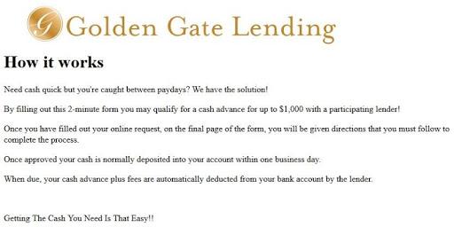 Golden Gate Lending