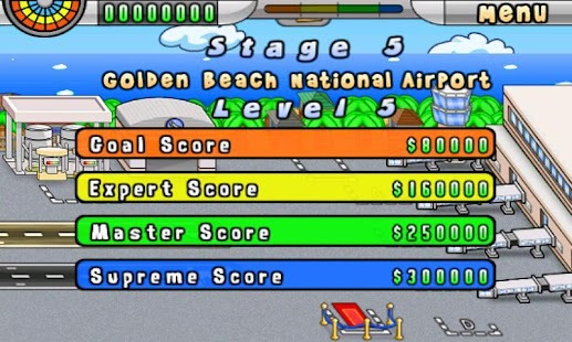 Airport Mania XP FREE- screenshot thumbnail