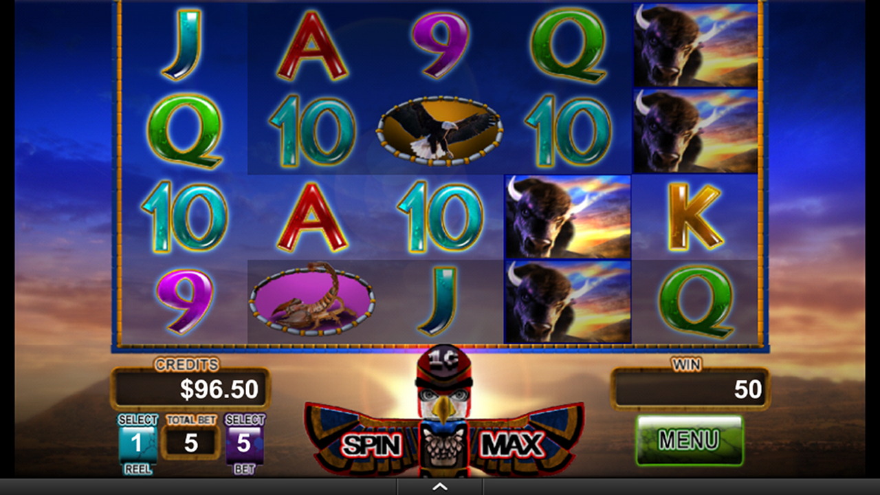 Buffalo Gold Slot - Available Online for Free or Real