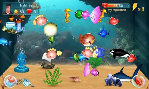 Fish Live  screenshots EasyGameCheats.pro 1