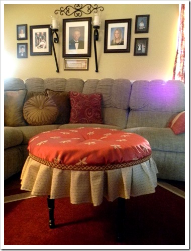 Amazing Gails Decorative Touch Restore Round Table Gets Another Machost Co Dining Chair Design Ideas Machostcouk