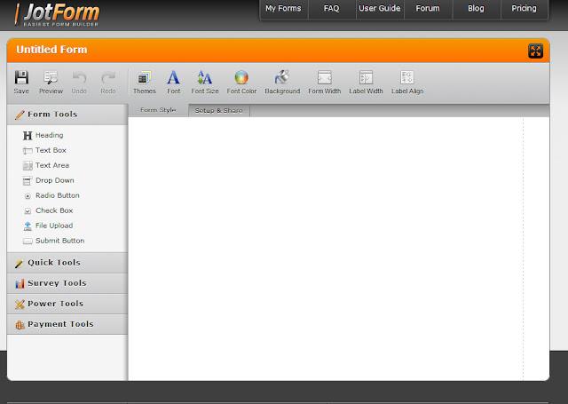Web Design With Google Sites Google Sites Tip Using Jotform