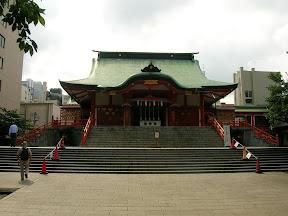 Templo de Hanazono Jinja