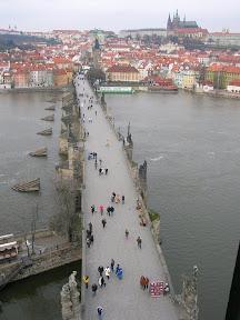 Puente Carlos IV de Praga