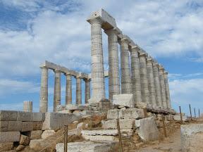 Día 1. Llegada a Atenas y Sunión.