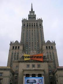 Día 1. Varsovia.