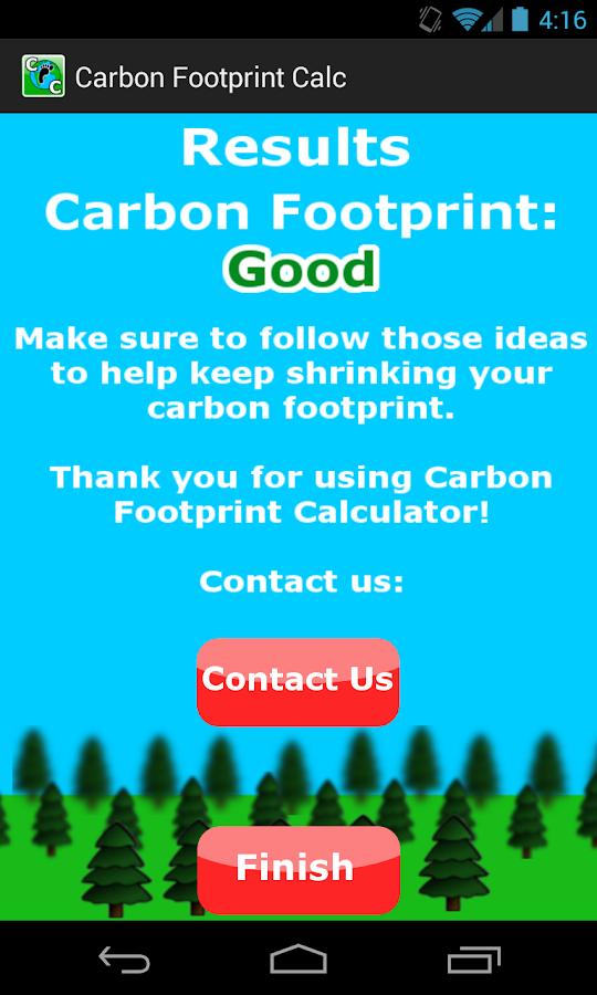 carbon footprint calculator autos post. Black Bedroom Furniture Sets. Home Design Ideas