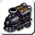 Train1848 Gold rush icon
