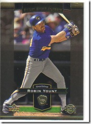 Robin Yount Sweet Spot