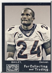 Mayo Cornerback Bailey