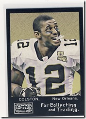 Mayo Wide Receiver Colston