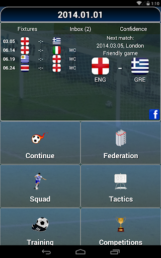 True Football National Manager 1.4.6 screenshots 16