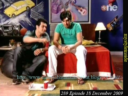 Miley jab hum tum episode 240 part 1 - A walk to remember french