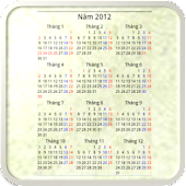 Android Calendar Multi-languag