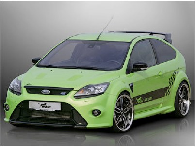 Ford Focus RS by Wolf Racing