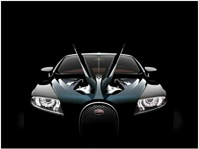 Bugatti has presented a superhatchback 16 C Galibier