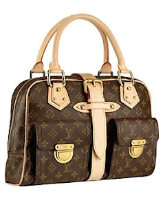 Female bags by Louis Vuitton