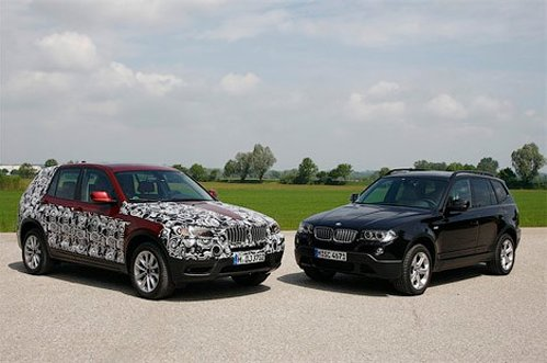 BMW has told about details of new crossover X3