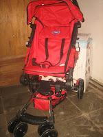 2 Kereta bayi JUNIOR 808 Quick Smart - easy fold