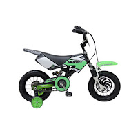 Sepeda Anak WIMCYCLE MOBBY SUSPENSION 12 Inci