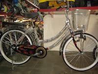 1 City Bike PHOENIX SPS992 Light Roadster for Ladies 24 Inci