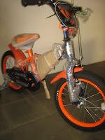 3 Sepeda Anak FAMILY INVINCIBLE 16 Inci