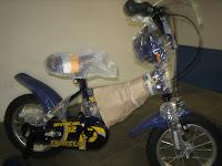 1 Sepeda Anak FAMILY INVINCIBLE 12 Inci