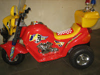 1 Motor Mainan Aki PLIKO PK9788