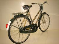 Sepeda Jengki Phoneix dengan Coaster Hub 26 Inci