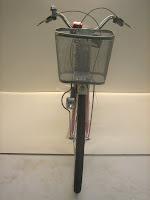2 City Bike EVERBEST Kunci Setang dan Lampu Sen 26 Inci