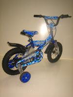 4 Sepeda Anak FAMILY TOMAHAWK 12 Inci